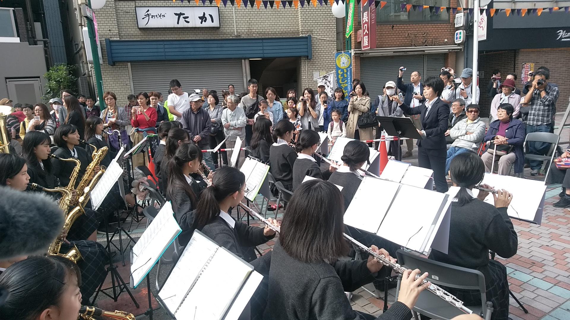 10月20日(土)<いいじゃん川崎始まる>