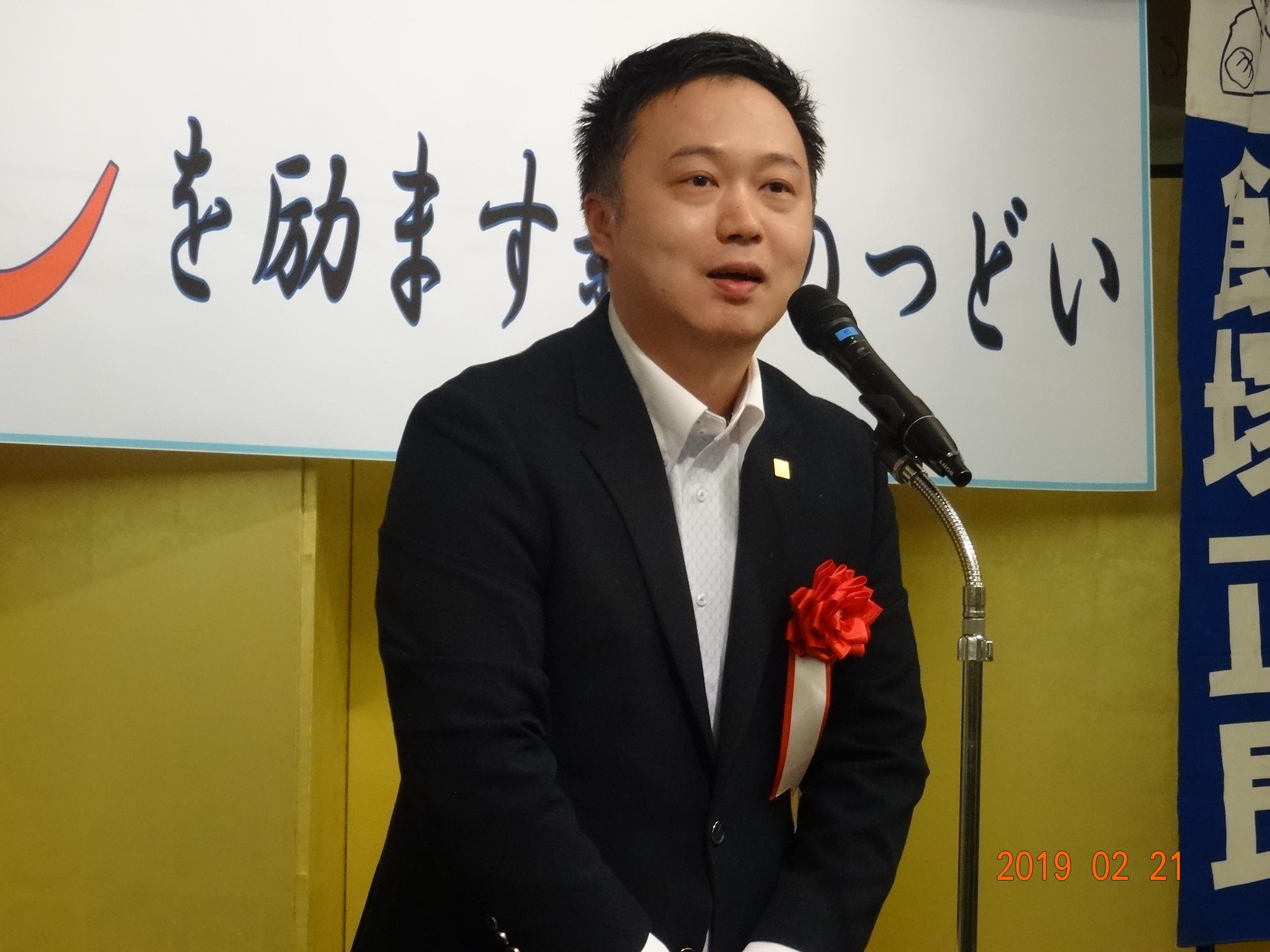 ハン・ジンギョ 韓国富川韓日経済交流センター長