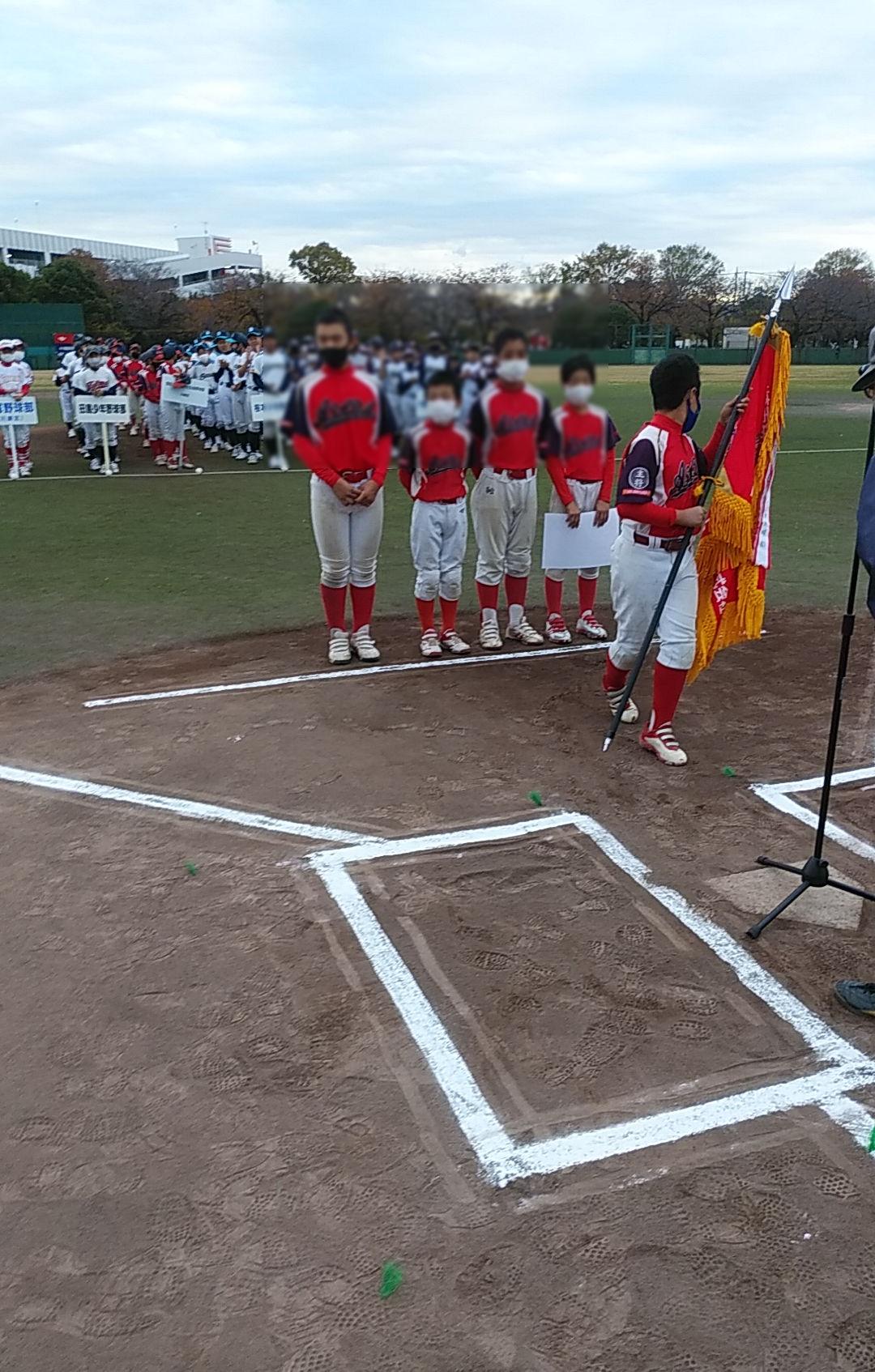 優勝 浅田少年野球チーム